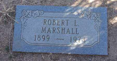 MARSHALL, ROBERT LEO - Yavapai County, Arizona | ROBERT LEO MARSHALL - Arizona Gravestone Photos