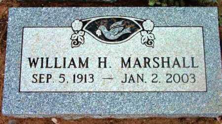 MARSHALL, WILLIAM M. - Yavapai County, Arizona | WILLIAM M. MARSHALL - Arizona Gravestone Photos