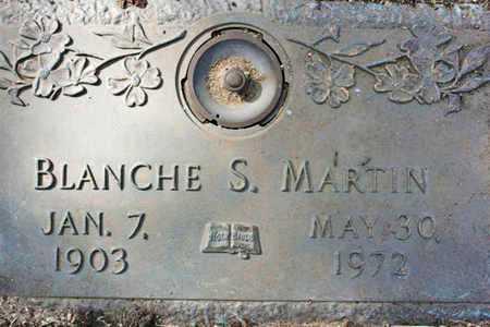 MARTIN, BLANCHE S. - Yavapai County, Arizona   BLANCHE S. MARTIN - Arizona Gravestone Photos