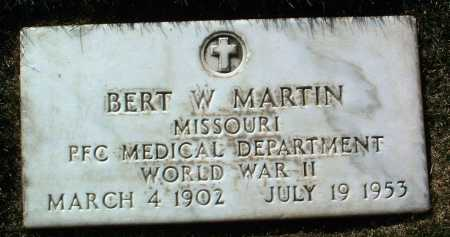 MARTIN, BERT WOODMAN - Yavapai County, Arizona | BERT WOODMAN MARTIN - Arizona Gravestone Photos