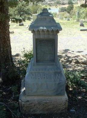 MARTIN, CHARLES LUDWIG - Yavapai County, Arizona | CHARLES LUDWIG MARTIN - Arizona Gravestone Photos
