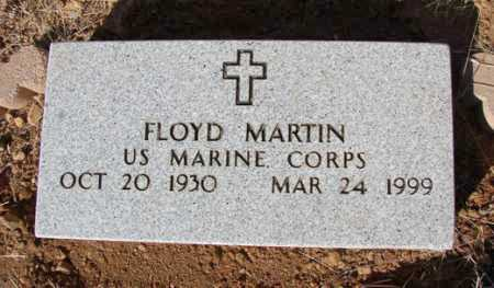 MARTIN, FLOYD - Yavapai County, Arizona | FLOYD MARTIN - Arizona Gravestone Photos