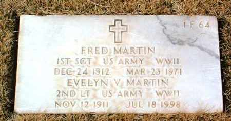 MARTIN, FRED - Yavapai County, Arizona | FRED MARTIN - Arizona Gravestone Photos