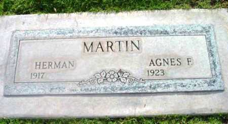 MARTIN, HERMAN - Yavapai County, Arizona | HERMAN MARTIN - Arizona Gravestone Photos