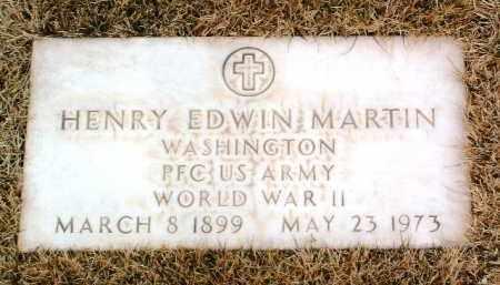 MARTIN, HENRY EDWIN - Yavapai County, Arizona | HENRY EDWIN MARTIN - Arizona Gravestone Photos