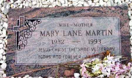 MARTIN, MARY - Yavapai County, Arizona | MARY MARTIN - Arizona Gravestone Photos