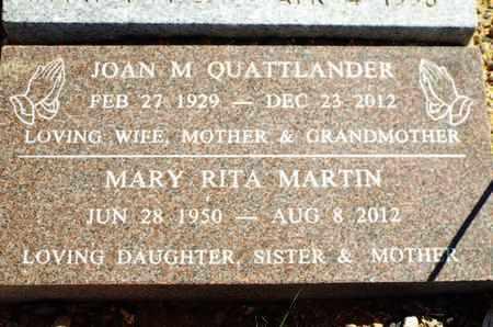 MARTIN, MARY RITA - Yavapai County, Arizona | MARY RITA MARTIN - Arizona Gravestone Photos