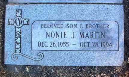 MARTIN, NONIE JONATHAN - Yavapai County, Arizona | NONIE JONATHAN MARTIN - Arizona Gravestone Photos