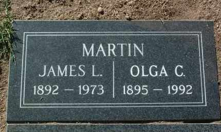 MARTIN, OLGA CATHERINE - Yavapai County, Arizona | OLGA CATHERINE MARTIN - Arizona Gravestone Photos