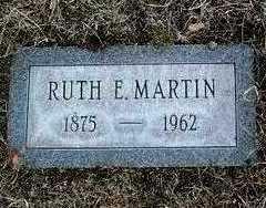 MARTIN, RUTH EVA - Yavapai County, Arizona | RUTH EVA MARTIN - Arizona Gravestone Photos