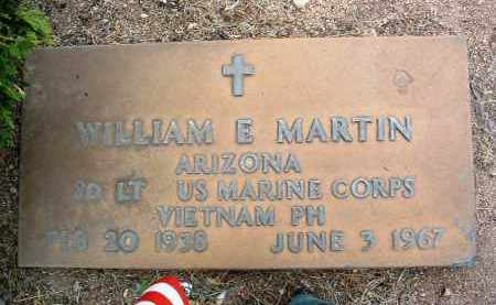 MARTIN, WILLIAM EVERETT - Yavapai County, Arizona | WILLIAM EVERETT MARTIN - Arizona Gravestone Photos