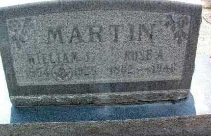 MARTIN, ROSE A. - Yavapai County, Arizona | ROSE A. MARTIN - Arizona Gravestone Photos