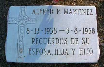 MARTINEZ, ALFRED PAUL - Yavapai County, Arizona | ALFRED PAUL MARTINEZ - Arizona Gravestone Photos