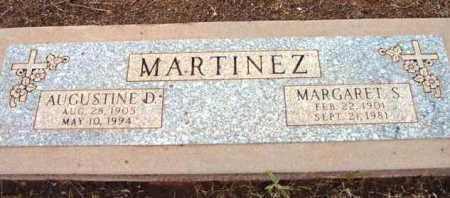 MARTINEZ, MARGARET S. - Yavapai County, Arizona | MARGARET S. MARTINEZ - Arizona Gravestone Photos