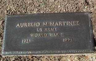 MARTINEZ, AURELIO M. - Yavapai County, Arizona | AURELIO M. MARTINEZ - Arizona Gravestone Photos