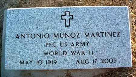 MARTINEZ, ANTONIO MUNOZ - Yavapai County, Arizona | ANTONIO MUNOZ MARTINEZ - Arizona Gravestone Photos