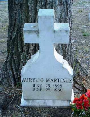 MARTINEZ, AURELIO - Yavapai County, Arizona | AURELIO MARTINEZ - Arizona Gravestone Photos