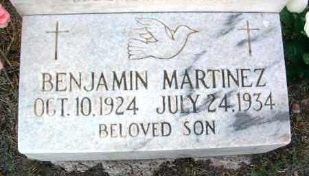 MARTINEZ, BENJAMIN - Yavapai County, Arizona   BENJAMIN MARTINEZ - Arizona Gravestone Photos