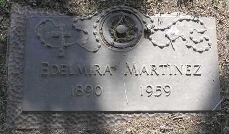 MARTINEZ, EDELMIRA (ETHEL) - Yavapai County, Arizona   EDELMIRA (ETHEL) MARTINEZ - Arizona Gravestone Photos