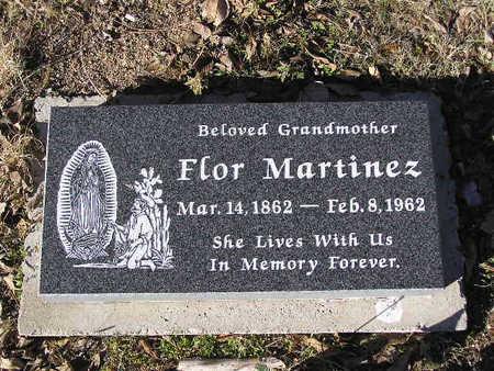 MARTINEZ, FLOR - Yavapai County, Arizona | FLOR MARTINEZ - Arizona Gravestone Photos