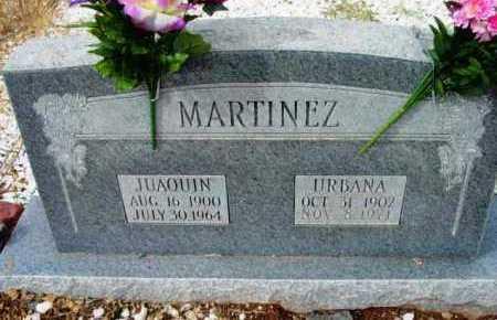 MARTINEZ, URBANA - Yavapai County, Arizona | URBANA MARTINEZ - Arizona Gravestone Photos