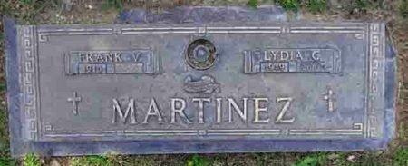 MARTINEZ, LYDIA C. - Yavapai County, Arizona | LYDIA C. MARTINEZ - Arizona Gravestone Photos