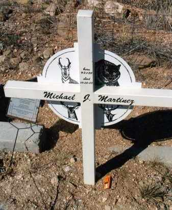 MARTINEZ, MICHAEL JOSEPH (MIKE) - Yavapai County, Arizona | MICHAEL JOSEPH (MIKE) MARTINEZ - Arizona Gravestone Photos