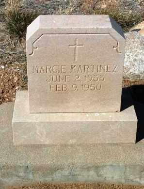 MARTINEZ, MARCELINA (MARGIE) - Yavapai County, Arizona   MARCELINA (MARGIE) MARTINEZ - Arizona Gravestone Photos