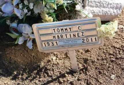 MARTINEZ, TOMAS C. - Yavapai County, Arizona | TOMAS C. MARTINEZ - Arizona Gravestone Photos