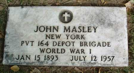 MASLEY, JOHN - Yavapai County, Arizona | JOHN MASLEY - Arizona Gravestone Photos