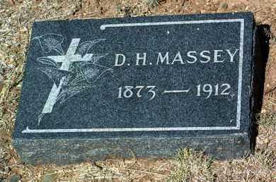 MASSEY, DAVID H. - Yavapai County, Arizona | DAVID H. MASSEY - Arizona Gravestone Photos