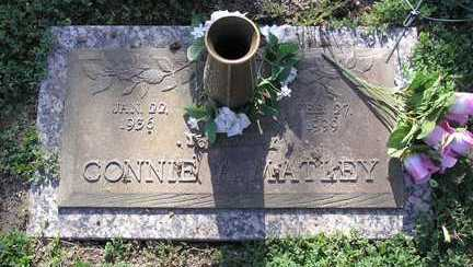 OWENS MATLEY, CONNIE A. - Yavapai County, Arizona | CONNIE A. OWENS MATLEY - Arizona Gravestone Photos