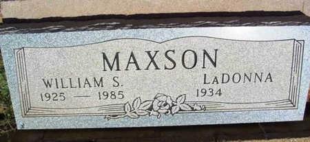 MAXSON, LADONNA - Yavapai County, Arizona | LADONNA MAXSON - Arizona Gravestone Photos