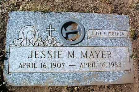 MAYER, JESSIE MAE - Yavapai County, Arizona | JESSIE MAE MAYER - Arizona Gravestone Photos
