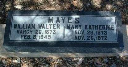 JOHNSON MAYES, MARY - Yavapai County, Arizona | MARY JOHNSON MAYES - Arizona Gravestone Photos
