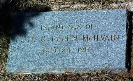 MCILVAIN, INFANT - Yavapai County, Arizona | INFANT MCILVAIN - Arizona Gravestone Photos