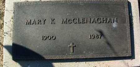 SHINN MCCLENAGHAN, MARY K. - Yavapai County, Arizona | MARY K. SHINN MCCLENAGHAN - Arizona Gravestone Photos