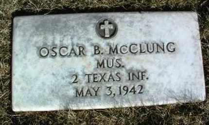 MCCLUNG, OSCAR B. - Yavapai County, Arizona | OSCAR B. MCCLUNG - Arizona Gravestone Photos