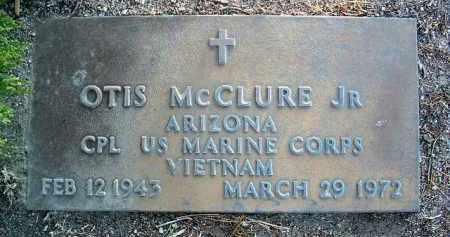 MCCLURE, OTIS, JR. - Yavapai County, Arizona | OTIS, JR. MCCLURE - Arizona Gravestone Photos