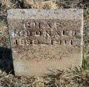MCDONALD, CHARLES - Yavapai County, Arizona | CHARLES MCDONALD - Arizona Gravestone Photos