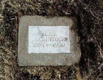 MCFARLAND MCCLINTOCK, A - Yavapai County, Arizona | A MCFARLAND MCCLINTOCK - Arizona Gravestone Photos