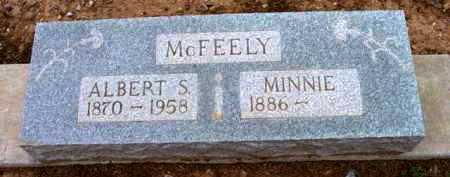KINSEY MCFEELY, MINNIE - Yavapai County, Arizona | MINNIE KINSEY MCFEELY - Arizona Gravestone Photos