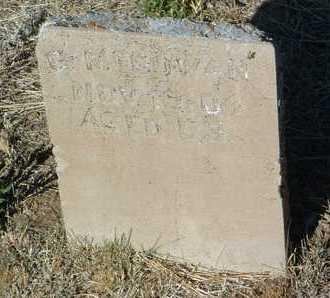 MCGOWAN, GEORGE - Yavapai County, Arizona   GEORGE MCGOWAN - Arizona Gravestone Photos