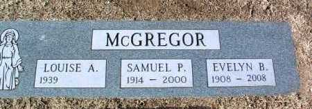 BASIOLI MCGREGOR, EVELYN B. - Yavapai County, Arizona | EVELYN B. BASIOLI MCGREGOR - Arizona Gravestone Photos