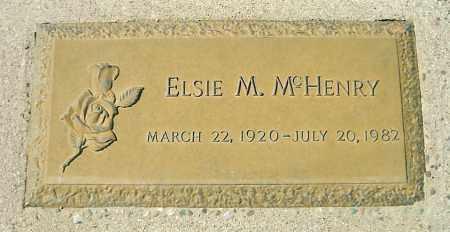 BLACKSROCK MCHENRY, ELISE M. - Yavapai County, Arizona | ELISE M. BLACKSROCK MCHENRY - Arizona Gravestone Photos