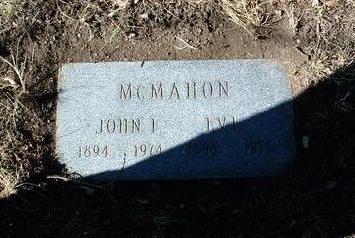 MCKEEBY MCMAHON, EVA - Yavapai County, Arizona   EVA MCKEEBY MCMAHON - Arizona Gravestone Photos