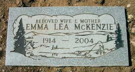 AITON MCKENZIE, EMMA - Yavapai County, Arizona | EMMA AITON MCKENZIE - Arizona Gravestone Photos