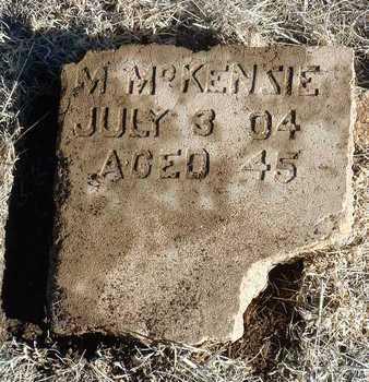 MCKENZIE, MIKE - Yavapai County, Arizona   MIKE MCKENZIE - Arizona Gravestone Photos