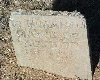 MCMAHAN, MICHAEL - Yavapai County, Arizona   MICHAEL MCMAHAN - Arizona Gravestone Photos