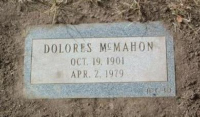 MCMAHON, DELORES - Yavapai County, Arizona   DELORES MCMAHON - Arizona Gravestone Photos